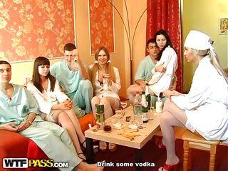 Порно вип вечеринки смотреть