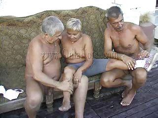 Порно зрелые в очках